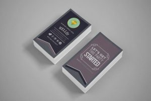 Business Cards – 2 Sided, Full Color (500 qty)